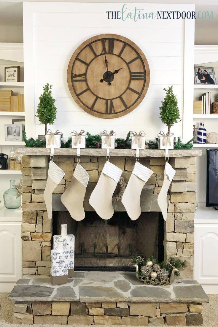Dollar Tree DIY Stocking Hangers Diy stockings, Diy