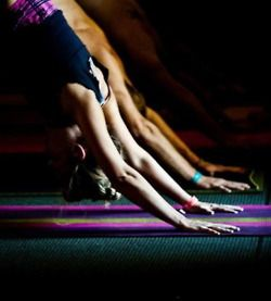 Oh yeah. A beautiful reminder of how good it feels: downward dog via @Susan Strauss and @Rebecca King