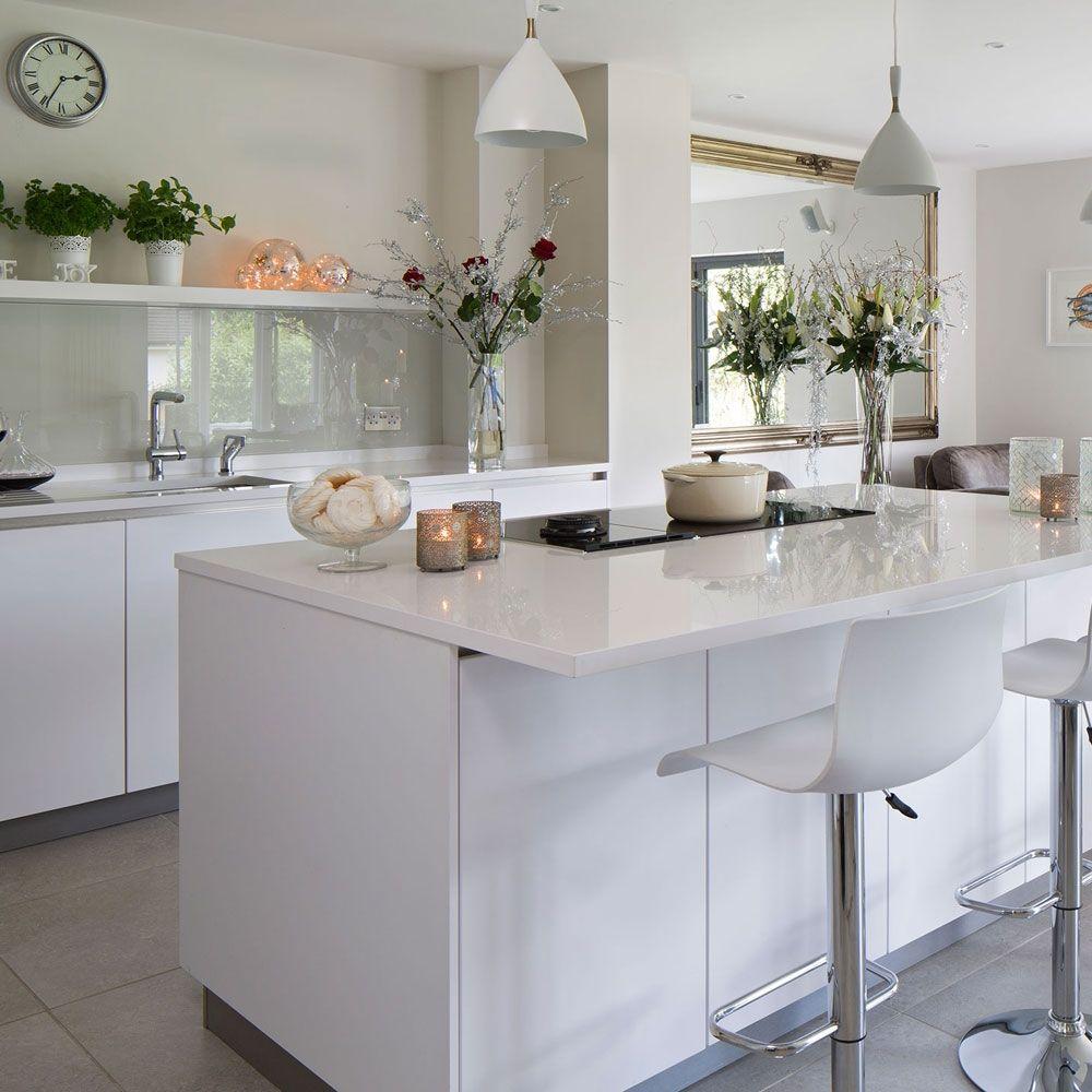 Modern Kitchen With Island Unit  Httpsodakaustica Best Kitchen Unit Designs Design Ideas