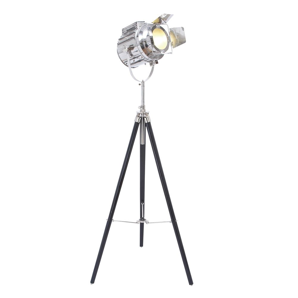 hollywood studio 66inch tripod floor lamp - Spotlight Floor Lamp