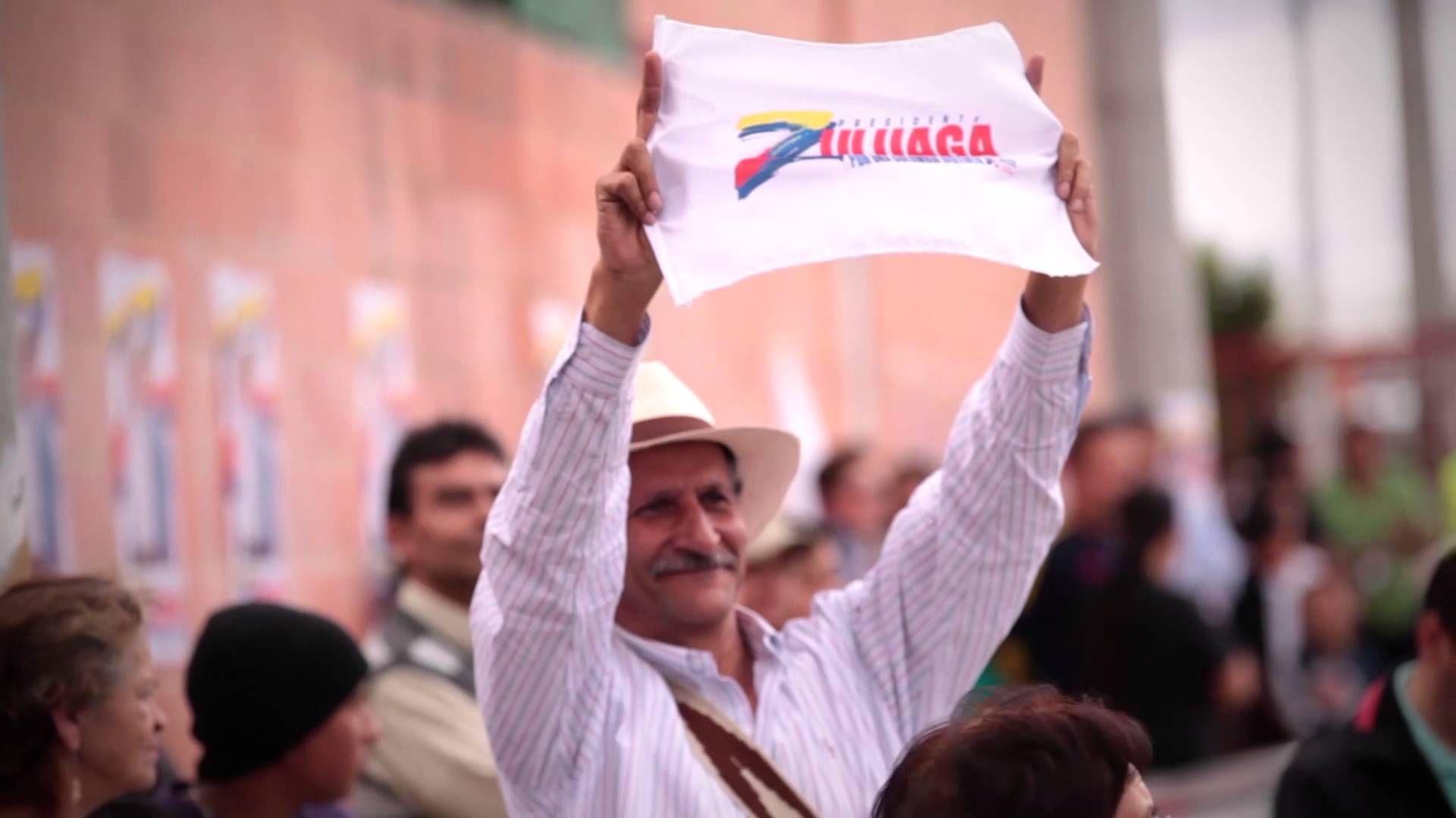 Toda Colombia quiere a Zuluaga Presidente
