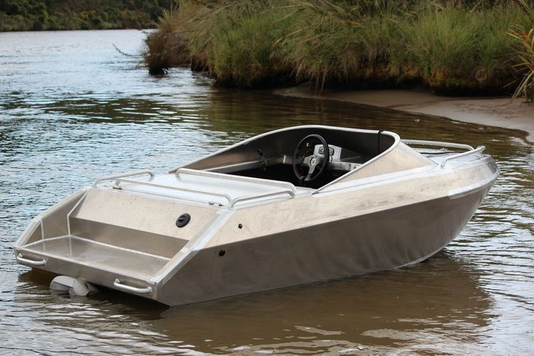 Jetboat Aluminum Boats Pinterest Boating