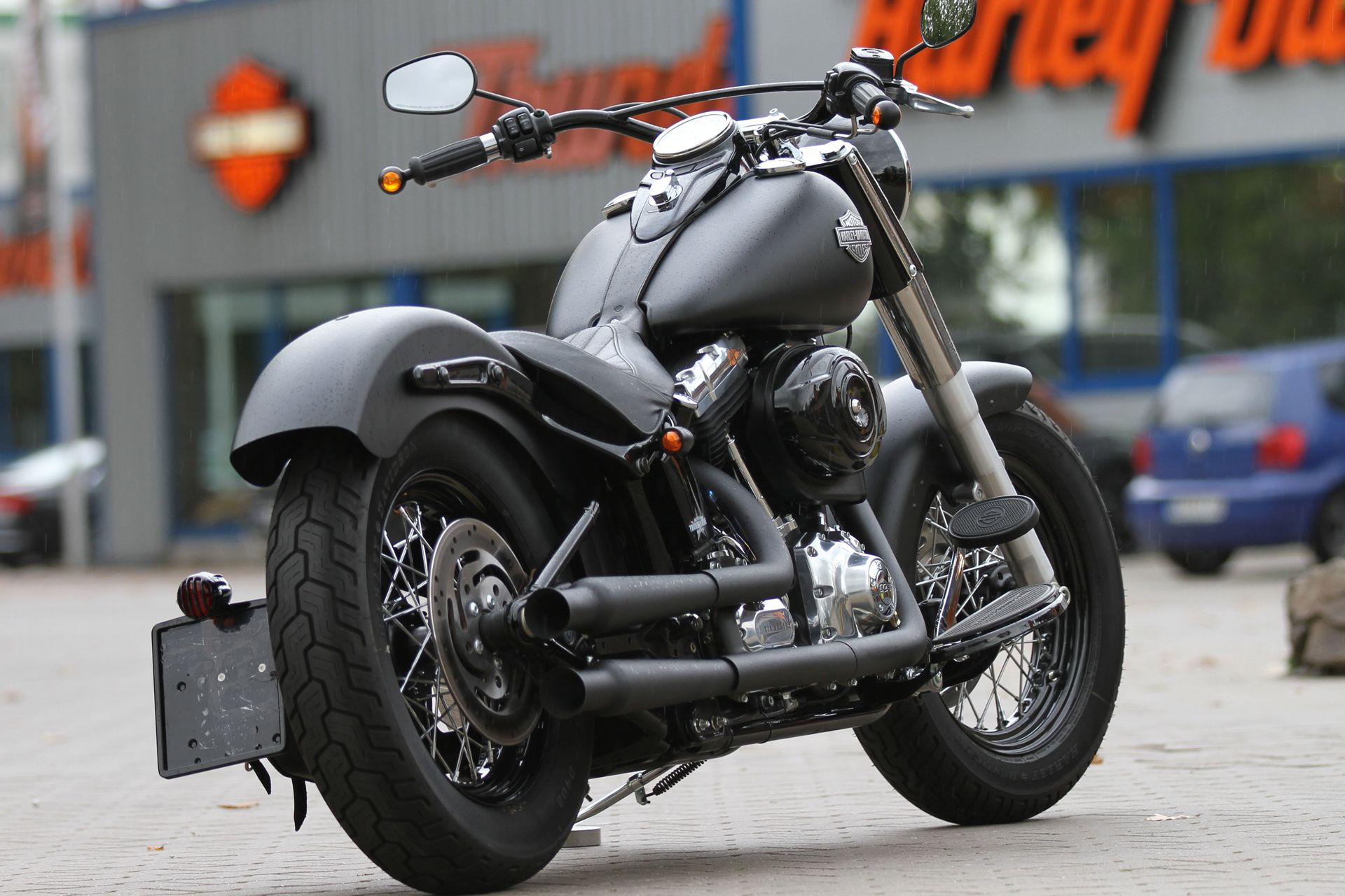 harley davidson softail slim harley davidson motorcycles pinterest harley davidson. Black Bedroom Furniture Sets. Home Design Ideas
