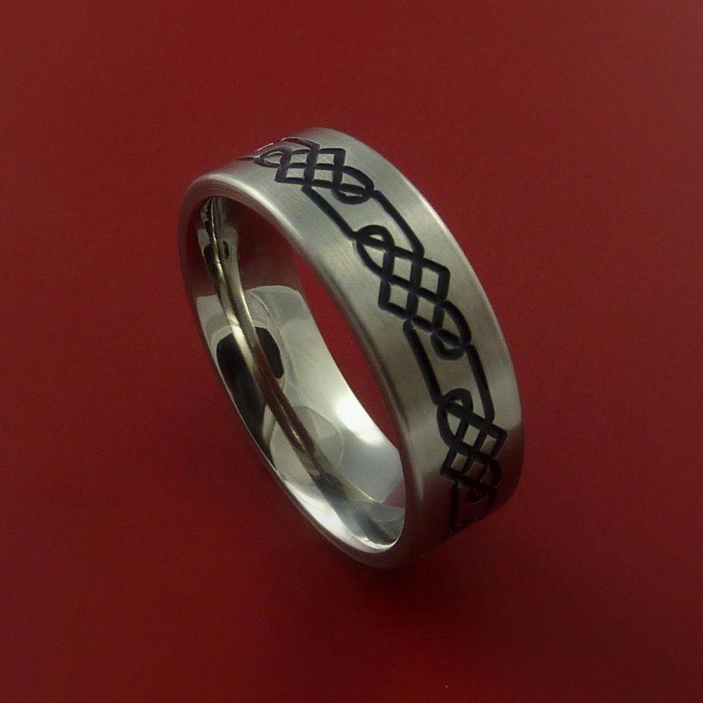 20+ Titanium infinity wedding rings ideas in 2021