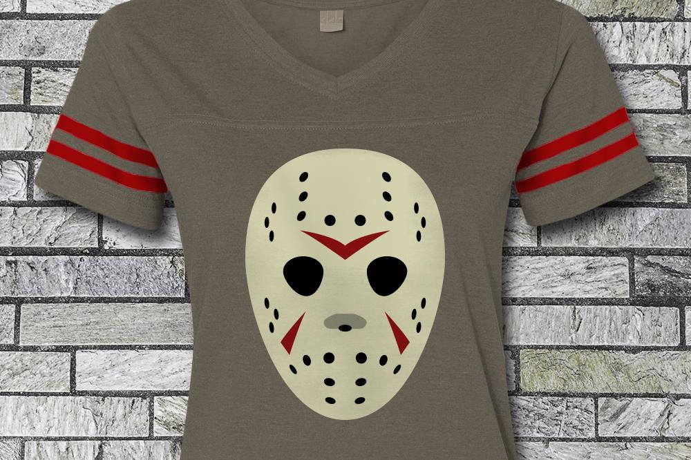 Hockey Mask Svg Graphic By Designedbygeeks Creative Fabrica