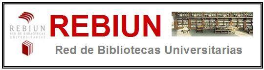 Red de Bibliotecas Universitarias Españolas (REBIUN). Formada por las  bibliotecas de las 76 universidades miembros de la C… | Universitarios,  Tesis doctoral, La red