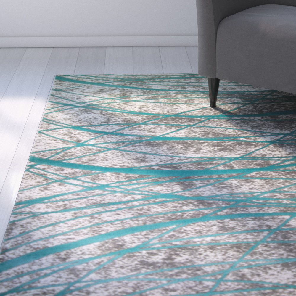 Tricia Teal Gray Area Rug Area Rugs Grey Area Rug Rugs