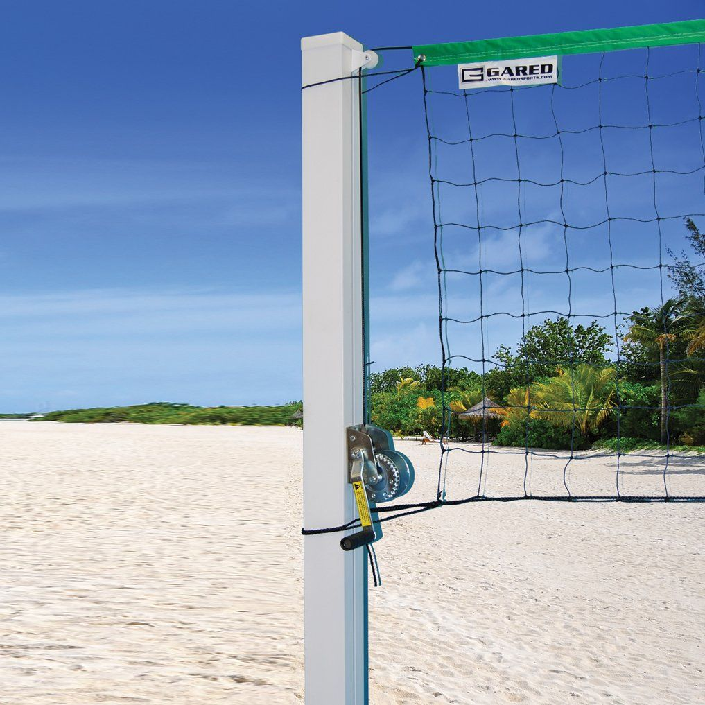gared sports volleyball system life on the court pinterest