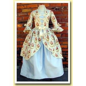 colonial costumes - Google Search Not the prettiest but definitely ...