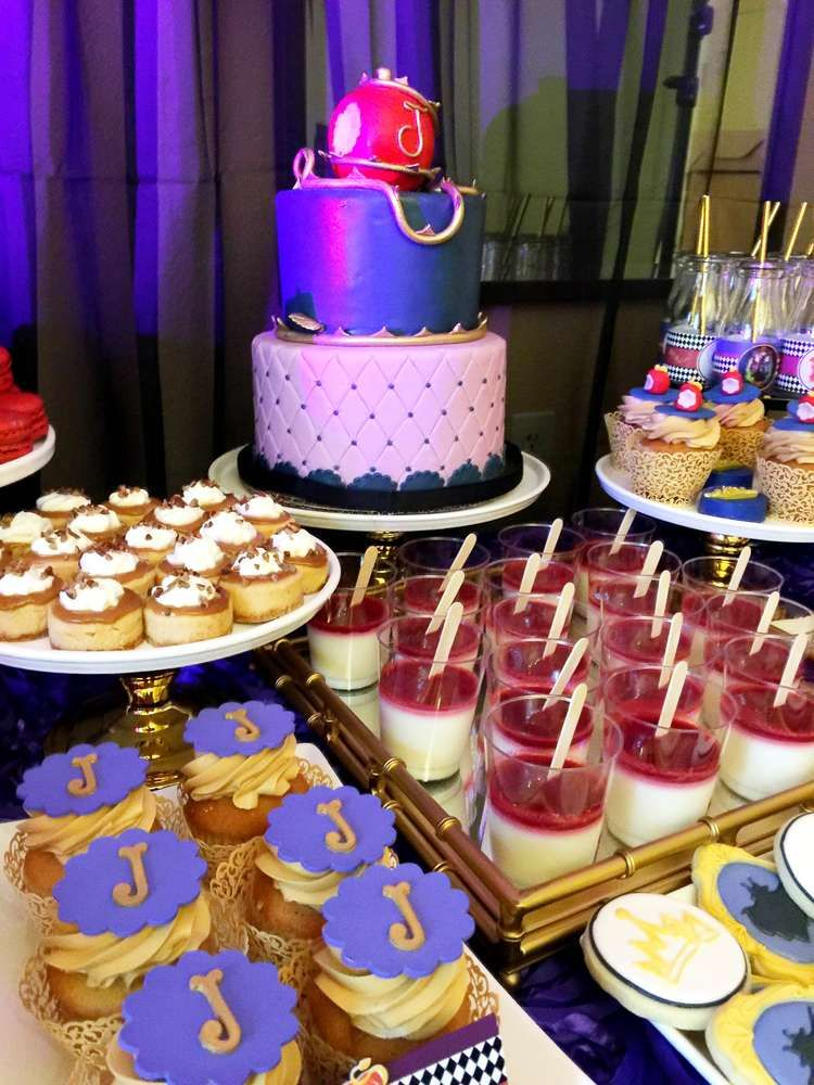 Disneys Descendants Birthday Party Food See More Planning Ideas At CatchMyParty