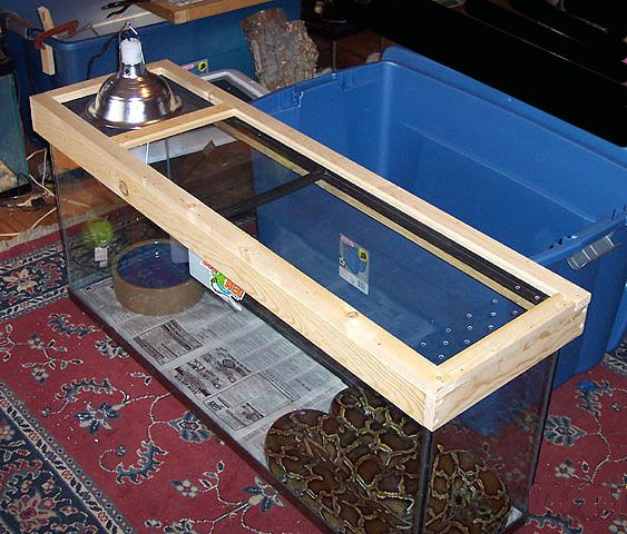 Do it yourself projects aquarium tops for reptiles crabitat do it yourself projects aquarium tops for reptiles solutioingenieria Gallery