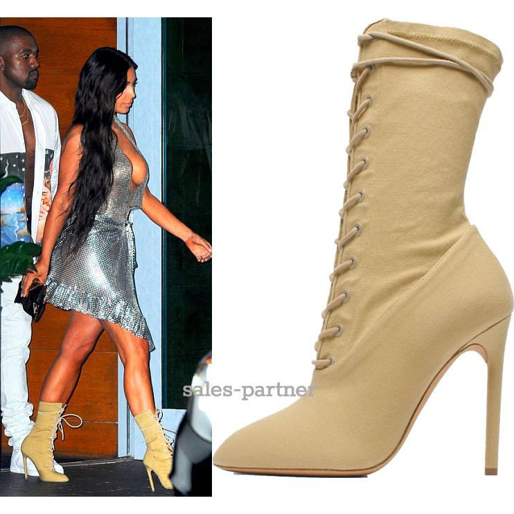 high heels yeezie