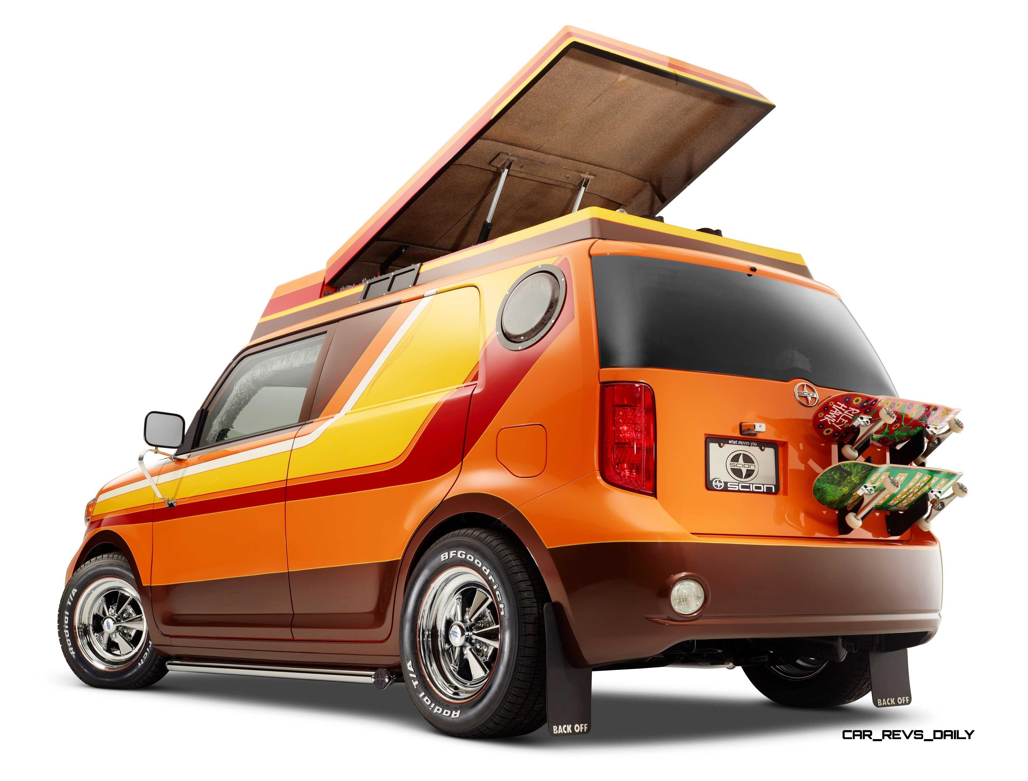 Scion Xb Scion Van