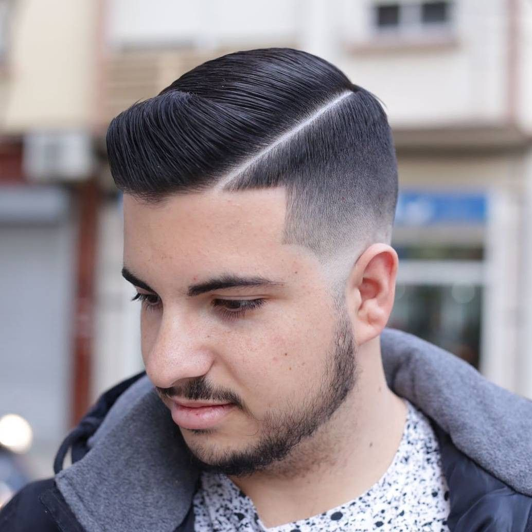 taper fade haircut comb over archives - hairstyles and haircuts in