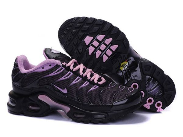 new product 6dca9 7c5c4 Nike Air Max Tn RequinTuned 1 GS Women´S Shoes BlackPurple - 1305060011 -  Official Nike Store France,Nike TN Online Store!