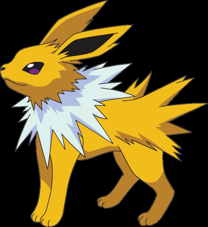 Jolteon Pokemon Wiki Fandom Powered By Wikia Cute Pokemon Pokemon Eevee Pokemon