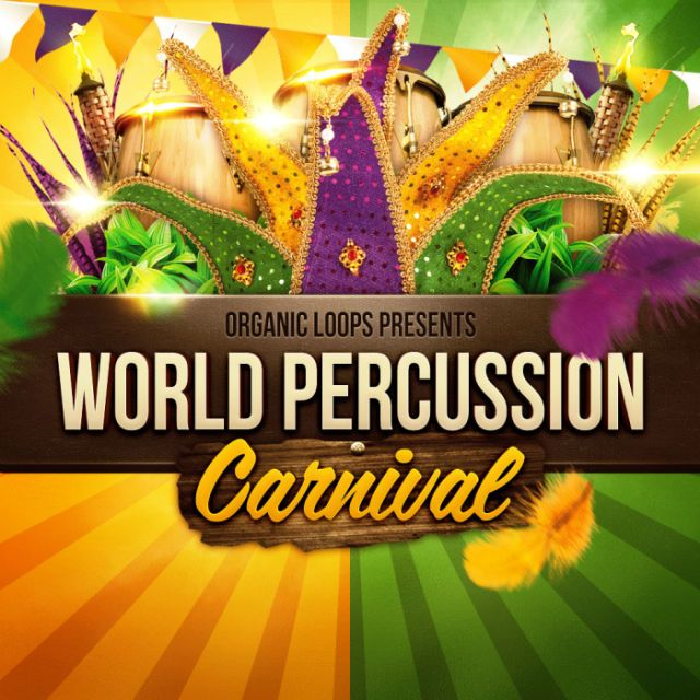 World Percussion Carnival from Loopmasters