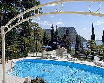 Hotel Excelsior Le Terrazze, Garda, Italy | Wedding Venues | Pinterest