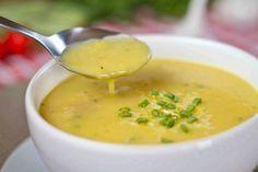 As receitas de sopas esquentam o corpo e ajudam a fortalecer a imunidade, além de proporcionar uma refeição que aumenta o bem-estar.