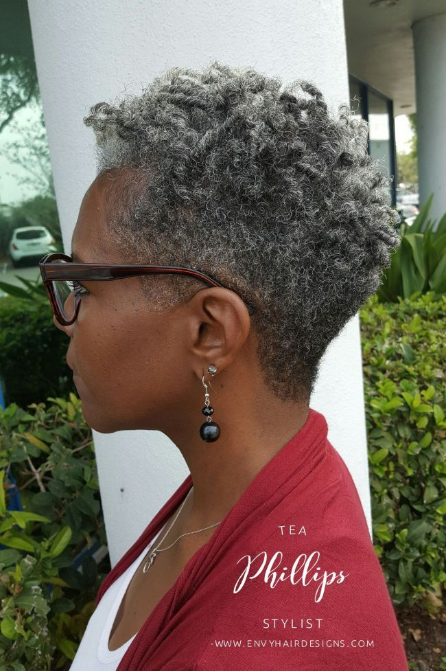 Butter Cream Cake With Fondant Accents Grayhair Short Hairstyles In 2018 Pinterest Hair Styles N Short Natural Hair Styles Short Hair Styles Hair Styles