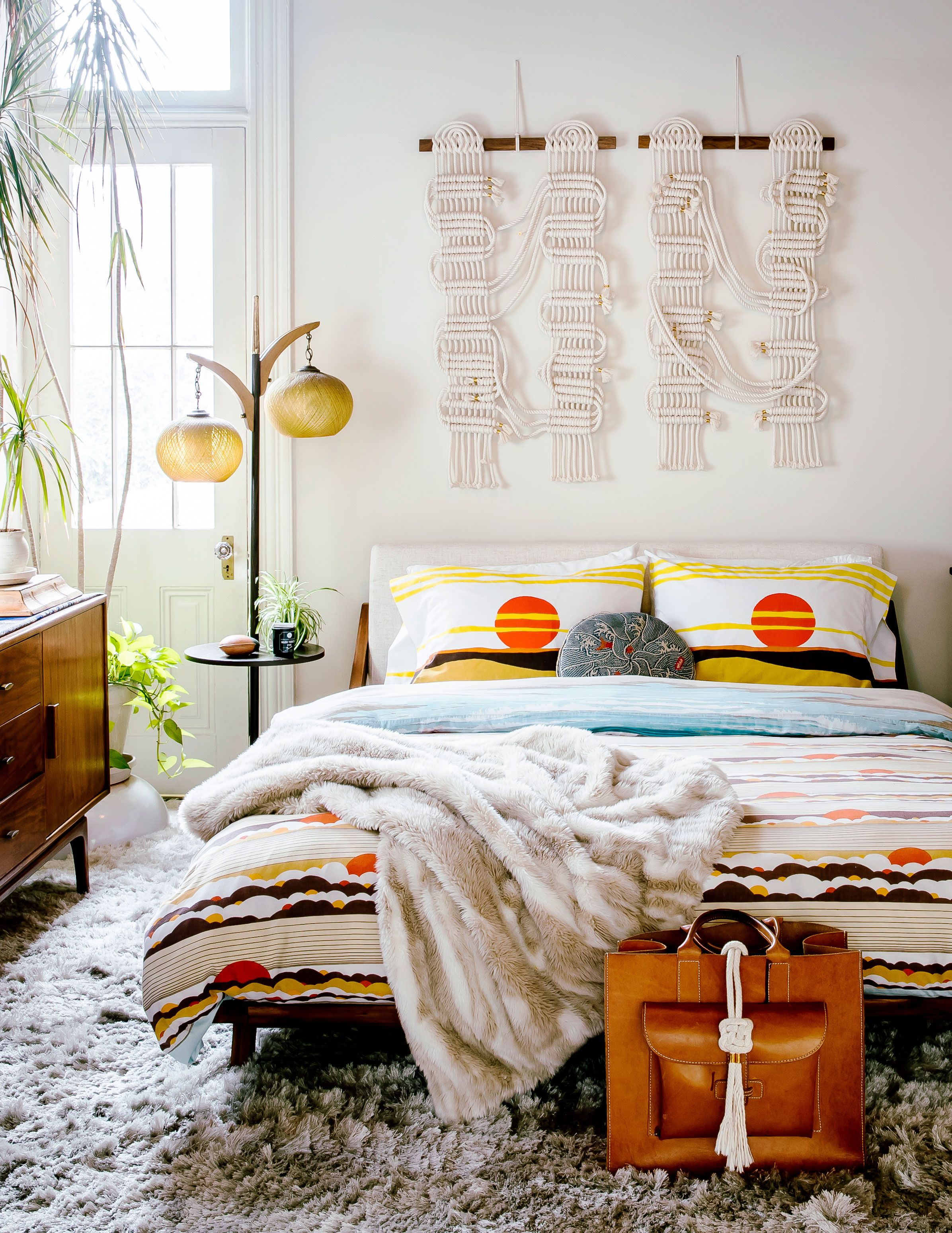 How To Make Art The Star In Your Home Decor | Modern Bohemian, Wall  Decorations And Decoration