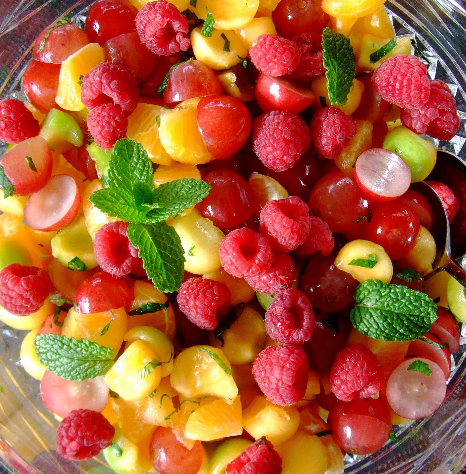 Veggie Christmas Tree Recipe: Low Carbon Diet: California Christmas: Fruit