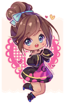 Cute, kawaii, chibi 4 favourites by AnimeLuvrForever on