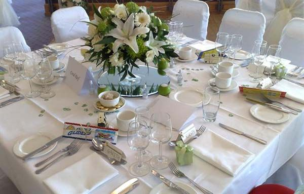 Beautiful Wedding Table Decorations Square Ing 12