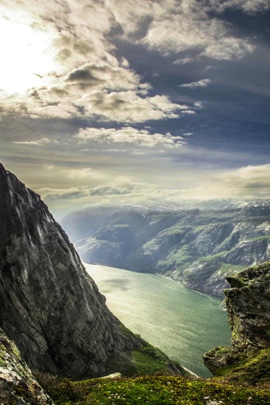 Dream place by Maroš Vais Norway