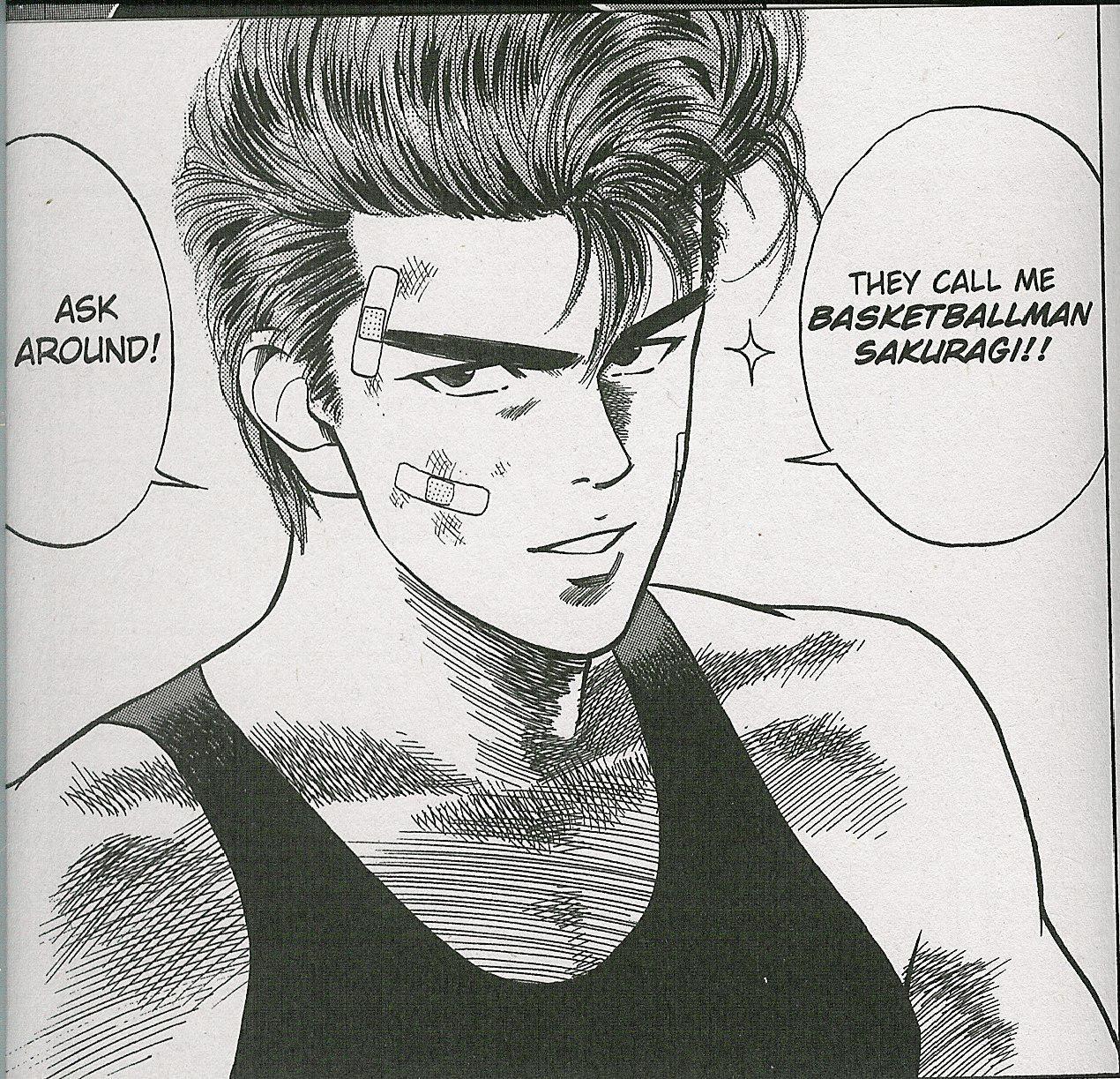 "Manga Anime List Slam Dunk Interhigh: ""Money, It's Gotta Be The Shoes""-- Quick Thoughts On Slam"