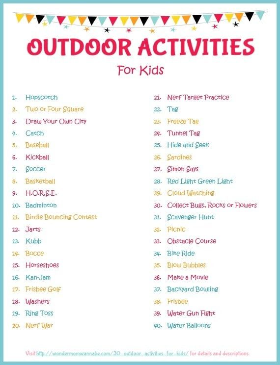 list of activities Outreach ministry activities must be chosen from this  approved list the following activities are designed to provide a variety of  experiences.