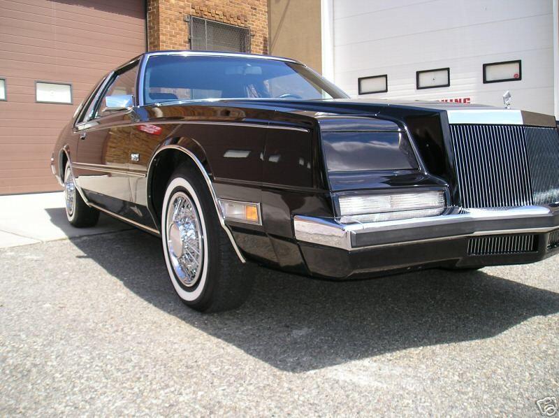 1983 Chrysler Imperial The Last One Built Desoto Cars Chrysler