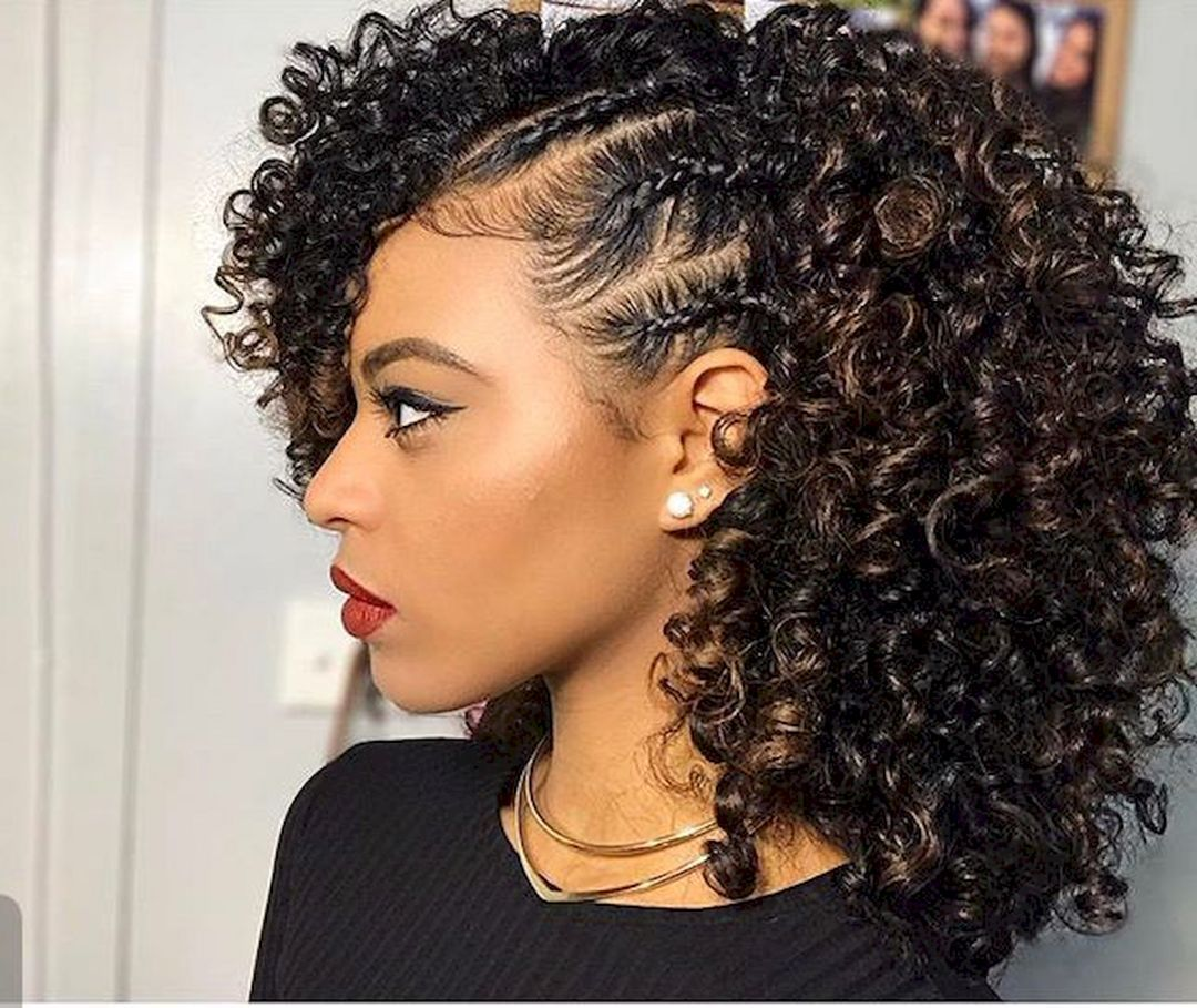 35 African American Women Natural Hairstyles Collections 2017 ...