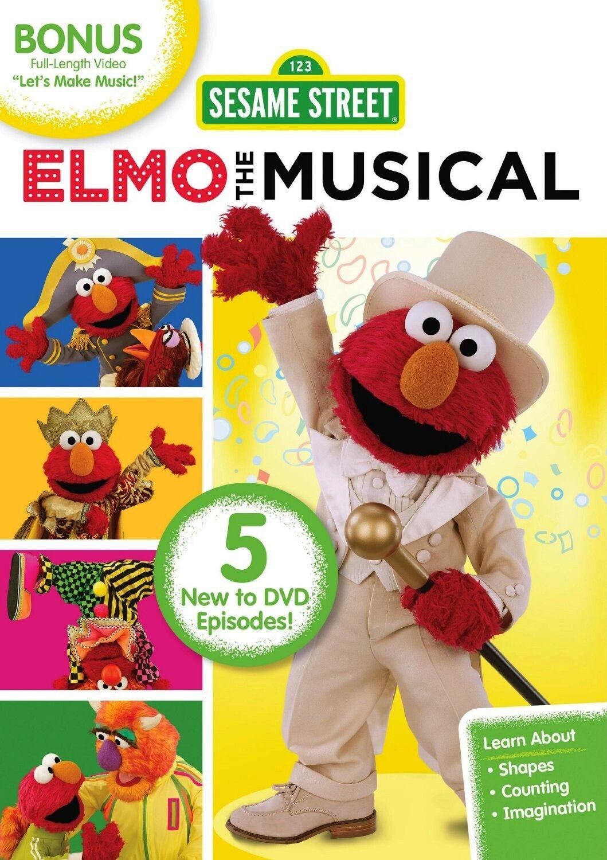 elmo the musical prince elmo 4315 dvds i own cartoons elmo