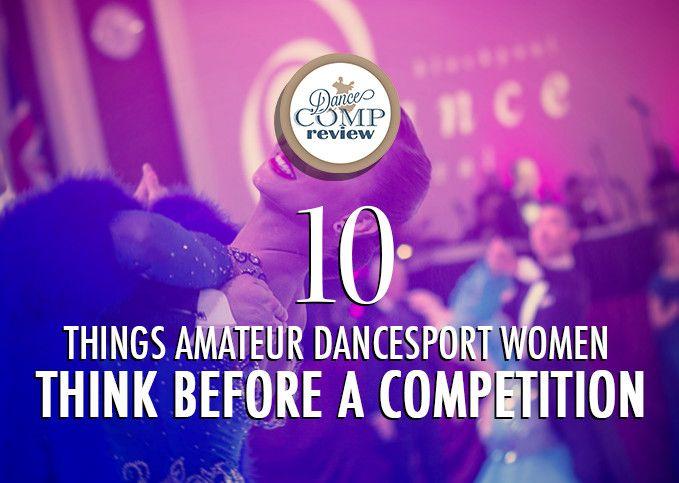amateur dancing women