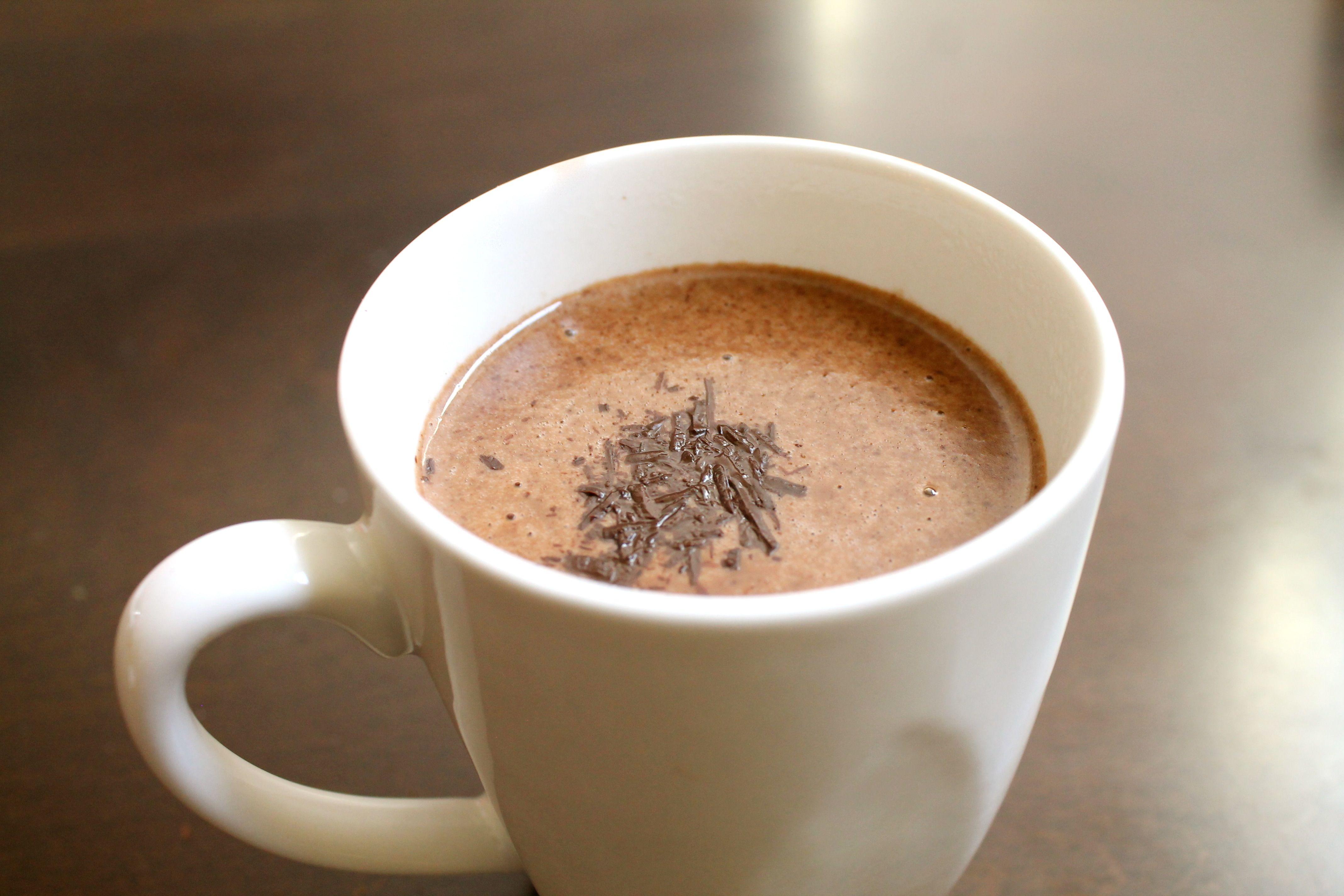 Paleo Hot Chocolate (Gluten Free, Dairy Free) | Yum Yum (Paleo ...