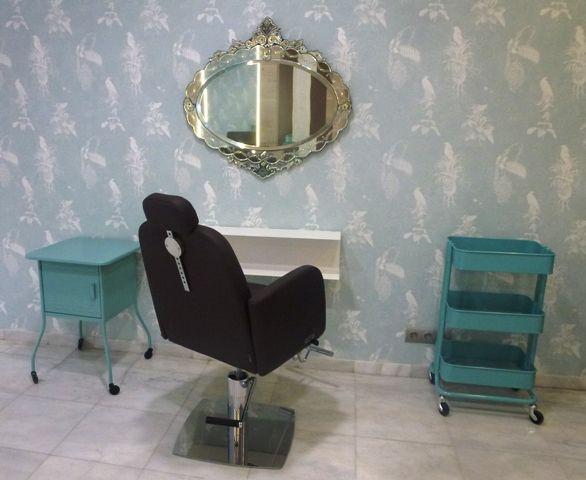 Equipada con nuestro mobiliario. Peluquería PAS (Pelo Arte Sano) de ...
