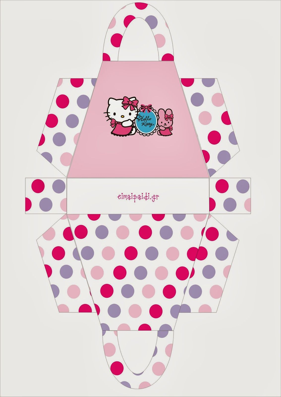 Eimaipaidi Hello Kitty Printables