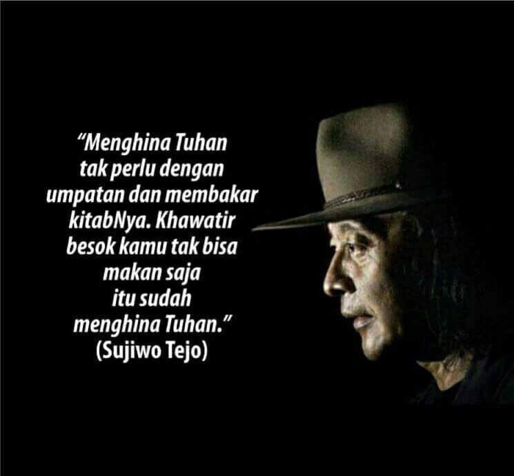 Sudjiwo Tedjo Kutipan Motivasi Dan Tuhan