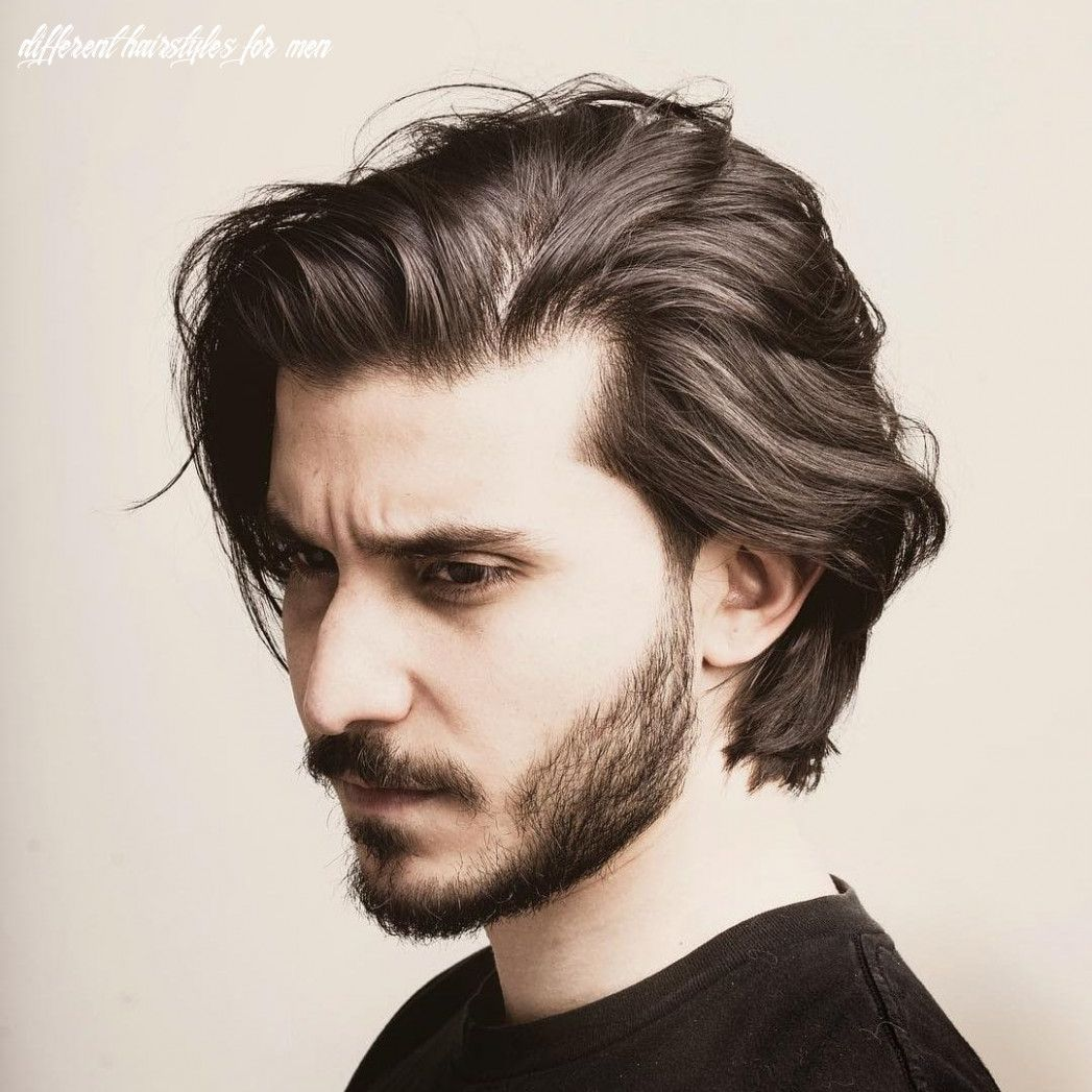 10 Different Hairstyles For Men In 2020 Long Hair Styles Men Haircuts For Men Mens Haircuts Medium
