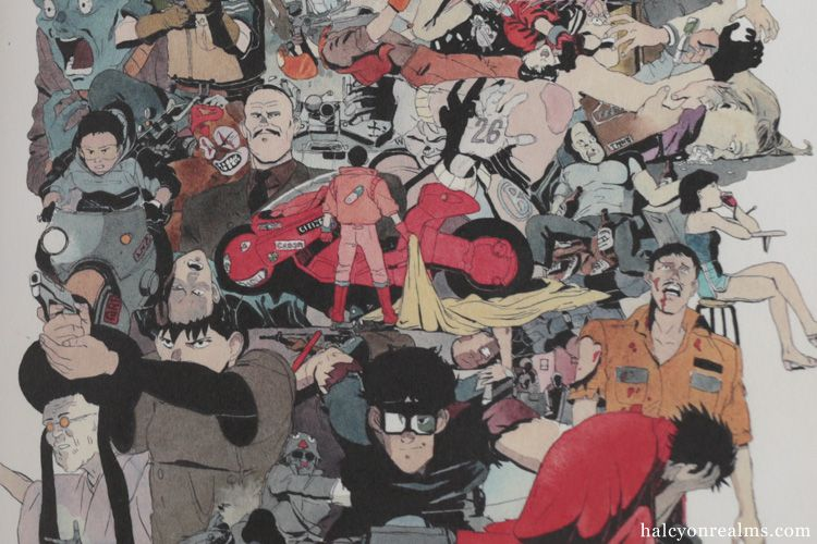 Otomo A Global Tribute To The Mind Behind Akira Art Book Review