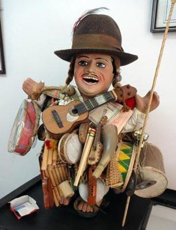 Museo del Charango La Paz