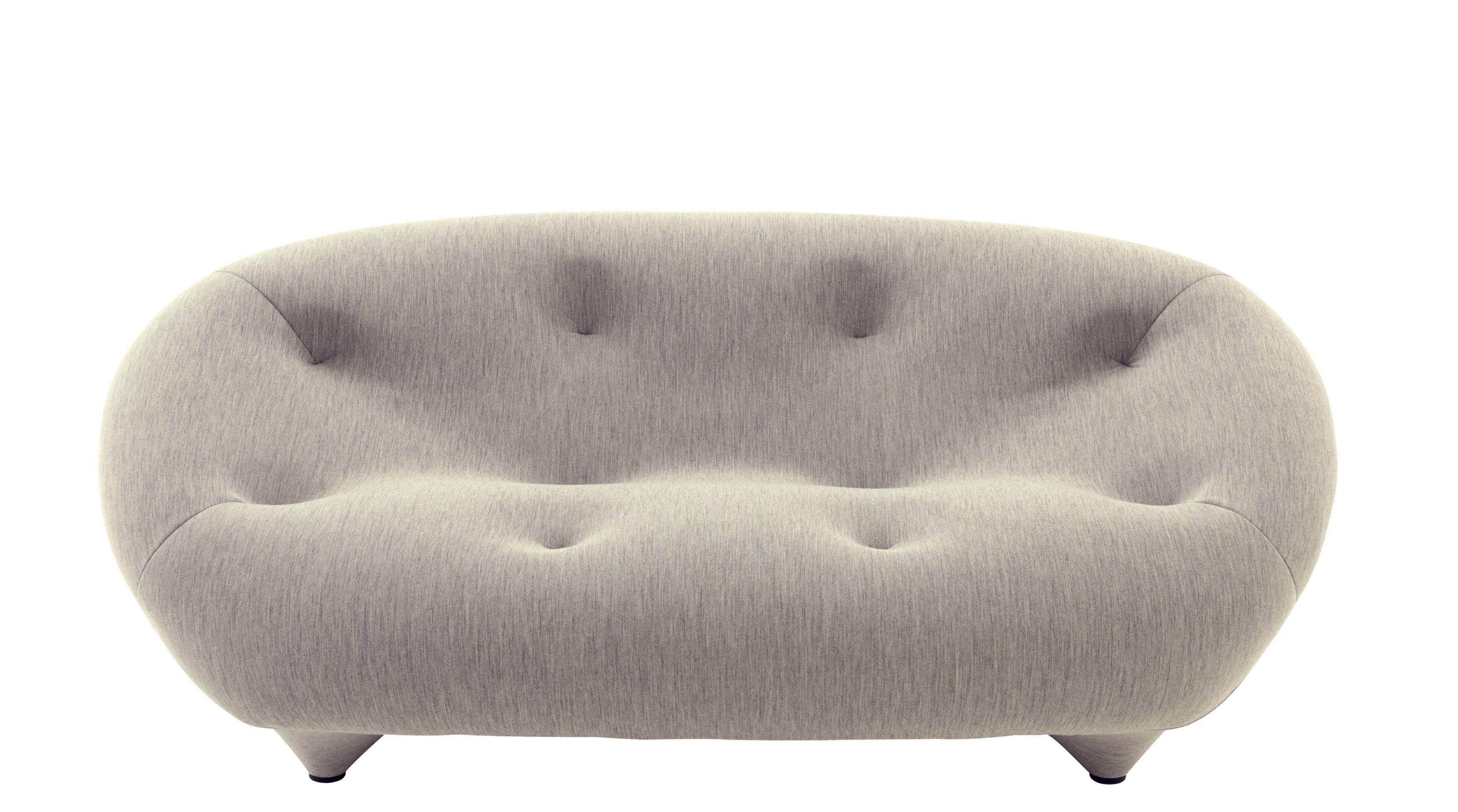 Upholstered Fabric Sofa Ploum Ploum Collection By Roset Italia