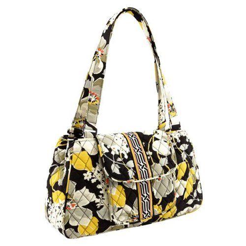 Vera Bradley Edie Satchel - http://handbagscouture.net/brands/vera ...