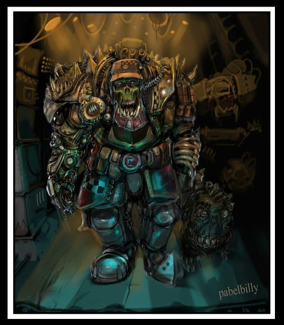 warhammer ork colour by PabelBilly on DeviantArt