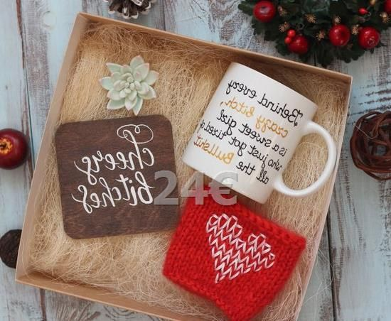 Beste Freundin Geschenk Weihnachten Geschenk Herzlichen