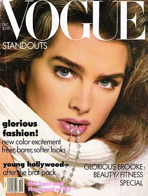 knockout. Gorgeous. Come on. Google Image Result for http://christycoleman.com/main/media/Brooke-Shields-Vogue-brows.jpg
