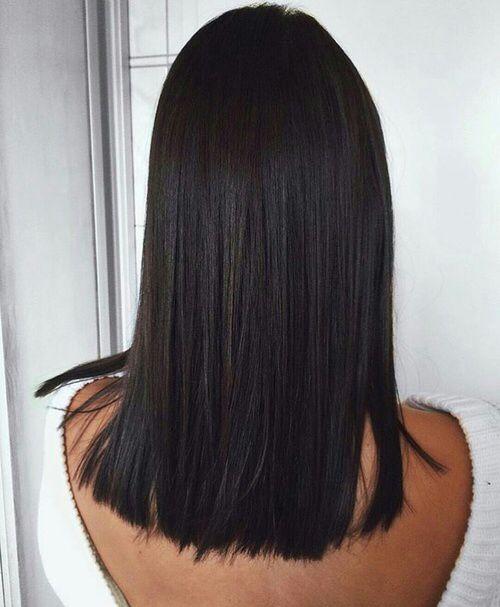 Http Weheartit Com Entry 259171032 Hair Color For Black Hair Medium Hair Styles Hair Lengths