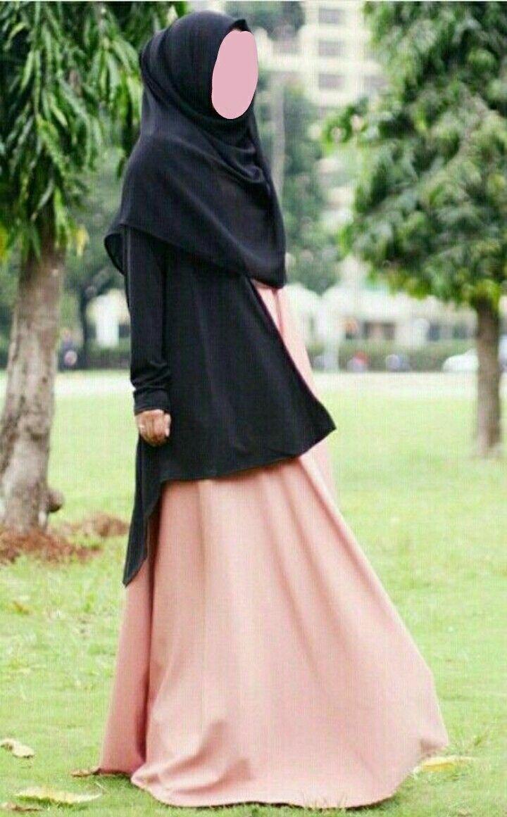 #hijab #muslim #rosa