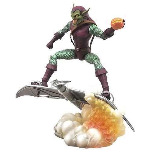 Spider Man Green Goblin Marvel Select Action Figure Green Goblin Green Goblin Costume Goblin